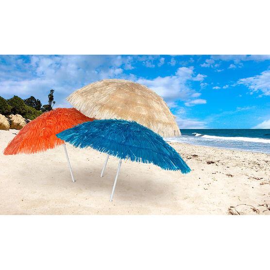Tiki Umbrella with Tilt - 36in - Assorted