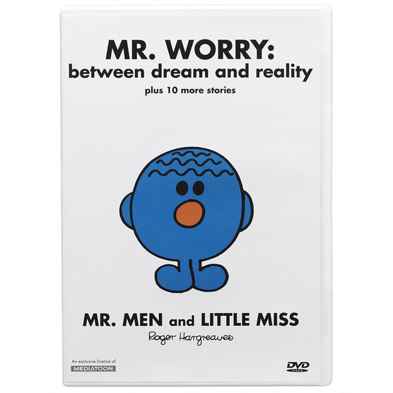 Mr. Worry: Between Dream and Reality - DVD