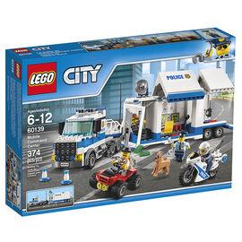 Lego City Mobile Command Center - 60139