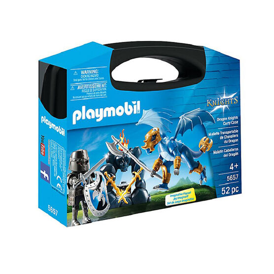 Playmobil Carrying Case - Knights - 56573