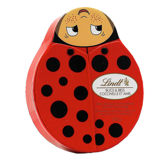 Lindt Ladybug Box - 110g