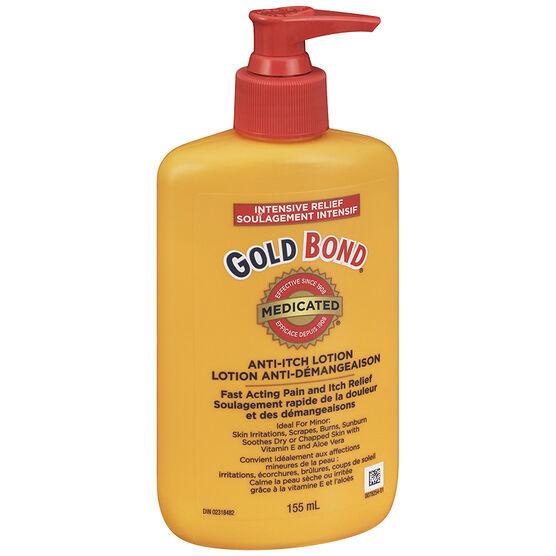 Gold Bond Anti-Itch Lotion - 155ml