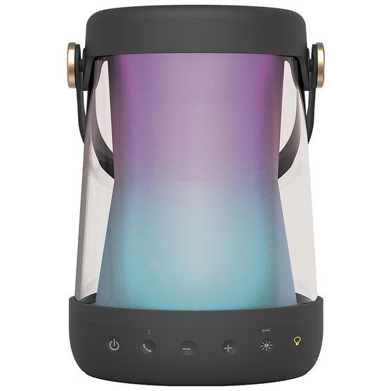 iHome Colour Changing Bluetooth Lantern Speaker - Black - IBT10BBC