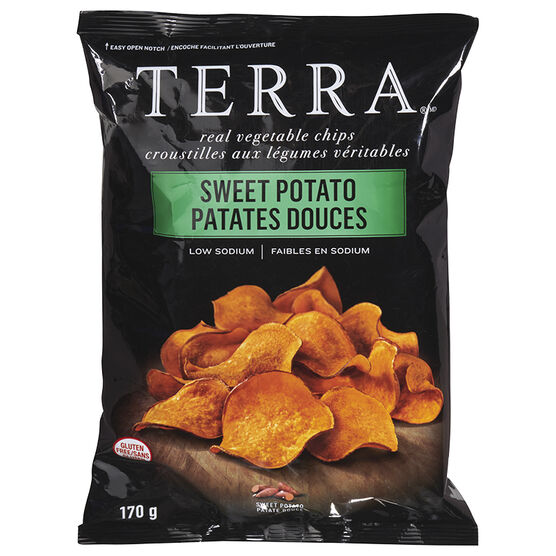 Terra Chips - Sweet Potato - 170g