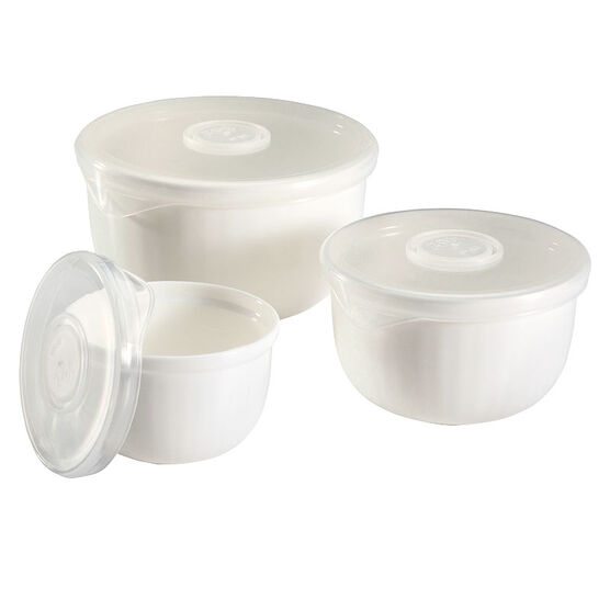 Prep Ease Prep Bowl Set - 3 piece - Assorted