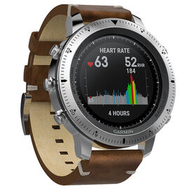 Garmin Fenix Chronos with Leather Band - 100195700