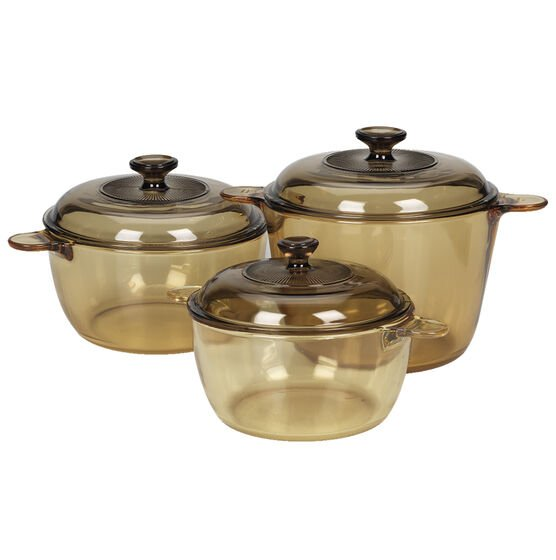 Visions Cookware Set - 6 piece