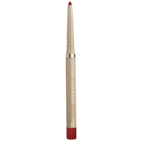 L'Oreal Colour Riche Lip Liner - Always Red