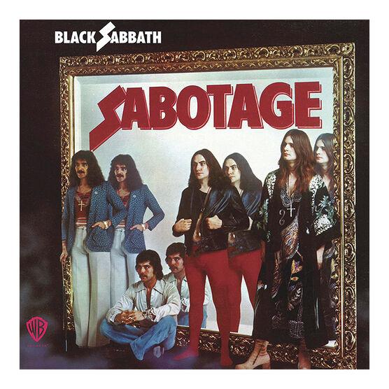 Black Sabbath - Sabotage (Limited Edition) - 180g Purple Vinyl