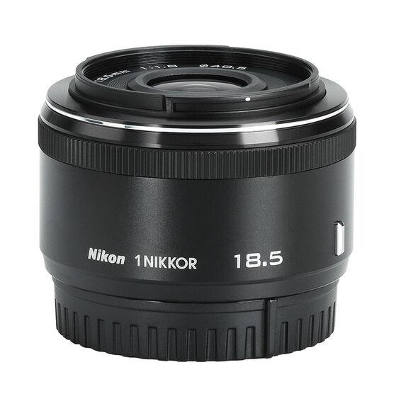 Nikon 1 18.5mm f/1.8 Lens - Black - 3323 - Open Box Display Model