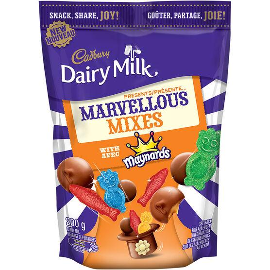 Cadbury Marvellous Mixes with Maynards - 200g