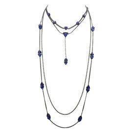 Steve Madden 4 Layer Curb Necklace