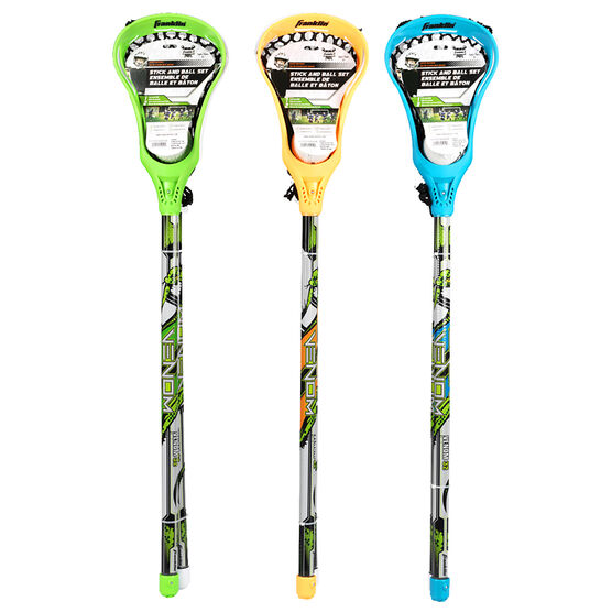 Lacrosse 2 Sticks and Ball Set