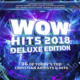 Various Artists - WOW Hits 2018: Deluxe Edition - 2 CD