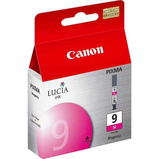 Canon PGI-9 Ink Cartridge - Magenta - 1036B002