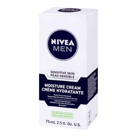 Nivea for Men Sensitive Skin Moisture Cream - 75ml