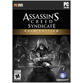 PC Assassin's Creed Syndicate - Gold Edition