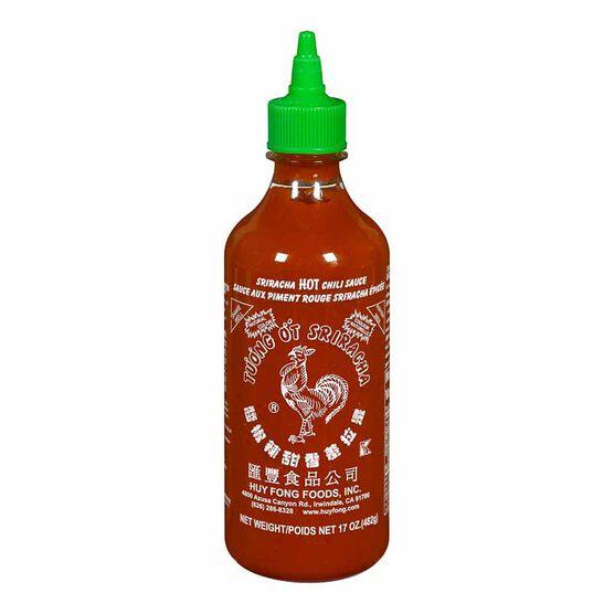 Huy Fong Sriracha Hot Chili Sauce - 435ml