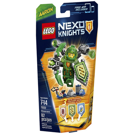 Lego Nexo Knights - Ultimate Aaron