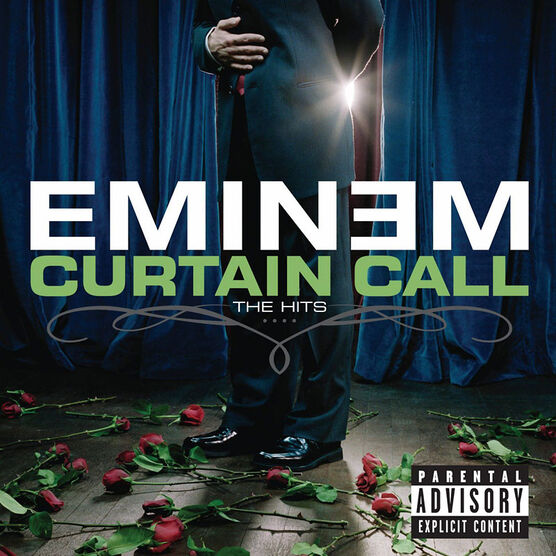 Eminem - Curtain Call (Greatest Hits) - Explicit - CD