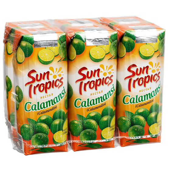 Sun Tropics Calamansi Nectar - 6x250ml