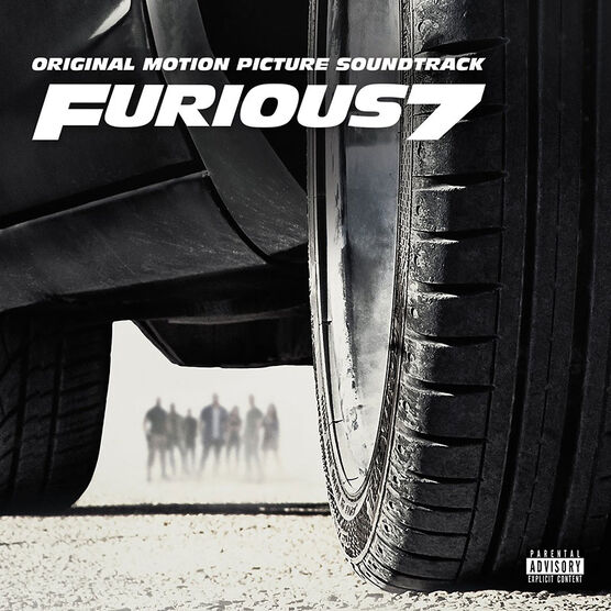 Soundtrack - Furious 7 - CD