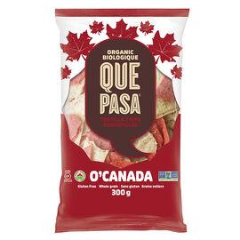 Que Pasa Tortilla Chips - O'Canada - 300g