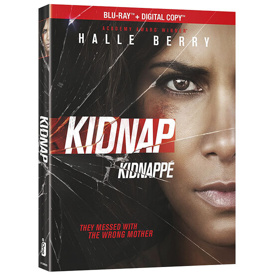 Kidnap - Blu-ray