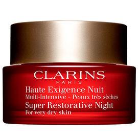 Clarins Super Restorative Night Cream - Very Dry Skin - 50ml