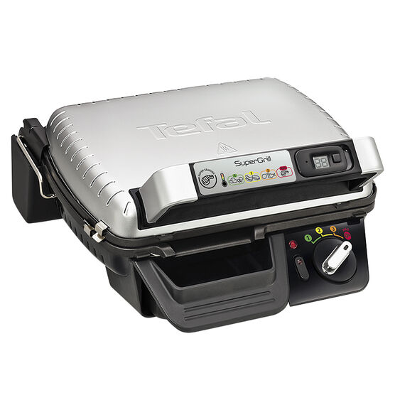 T-fal Super Grill with Timer - GC451B52