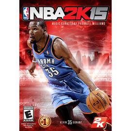 PC NBA 2K15