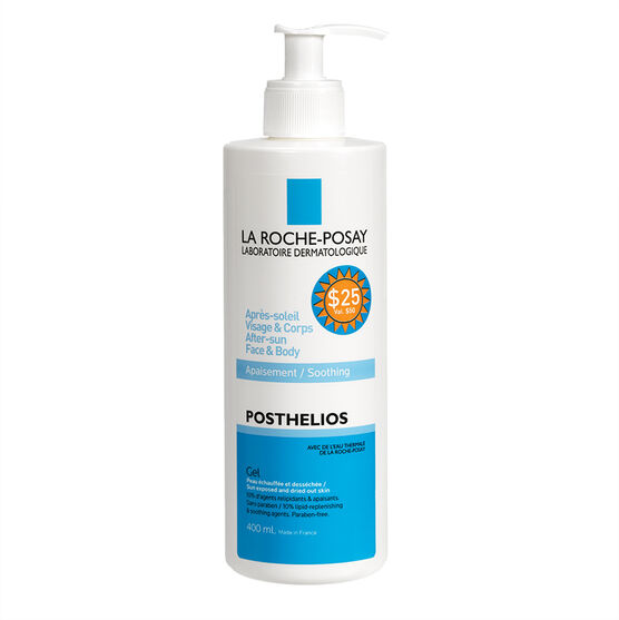 La Roche-Posay Posthelios Hydrating After-Sun Gel - 400ml