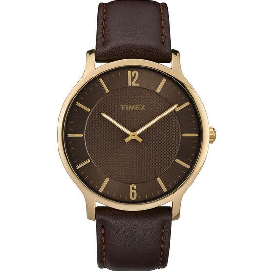 Timex Metropolitan Fashion Watch - TW2R49800GP