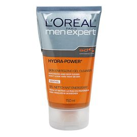 L'Oreal Paris Men's Expert Power Clean Anti-Dullness Face Wash - 150ml