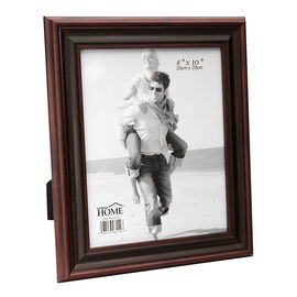 London Home Picture Frame - Classic Wood - 8x10in