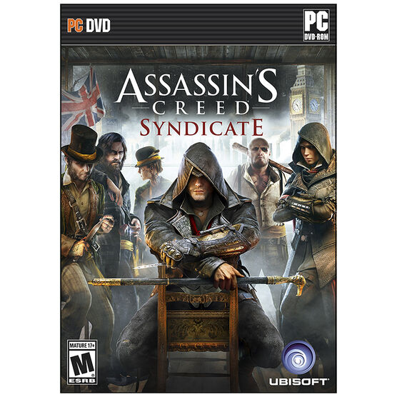 PC Assassin's Creed Syndicate - Limited Edition (Day 1)