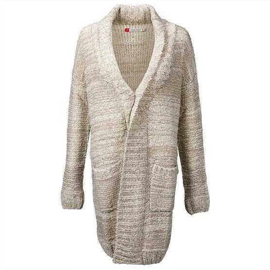 Volcano Sweater Cardigan - Beige - Assorted