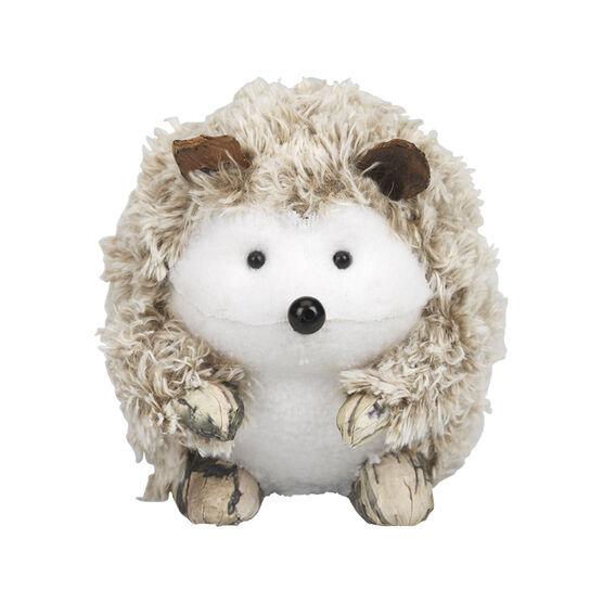 Christmas Hedgehog - 11 x 10 x 13cm
