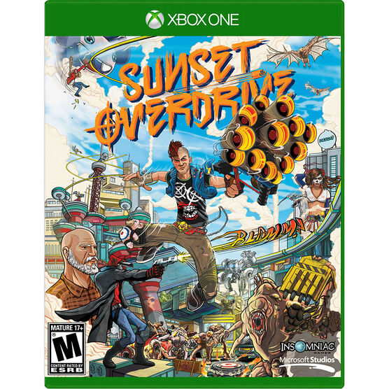 Xbox One Sunset Overdrive