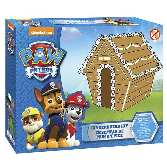 Paw Patrol Gingerbread Kit - 683g