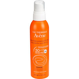 Avene High Protection Spray for Sensitive Skin - SPF50 - 200ml