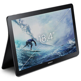 Samsung Galaxy View Tablet - 18.4 inch - SM-T670NZKAXAC