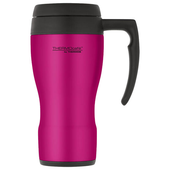 Thermos Stainless Steel Travel Mug - Assorted - 470ml