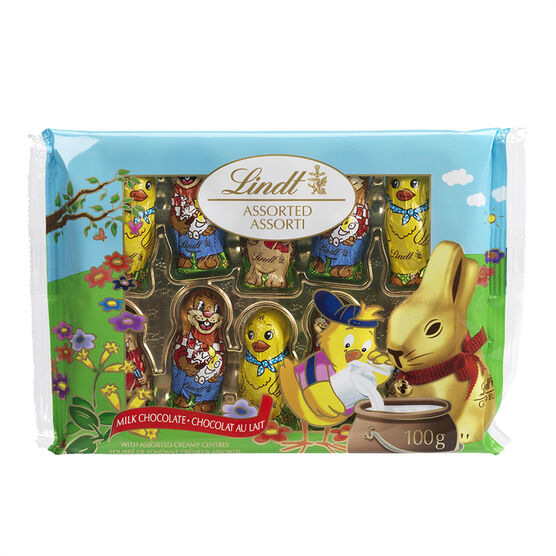 Lindt Easter Fun Friends - 100g