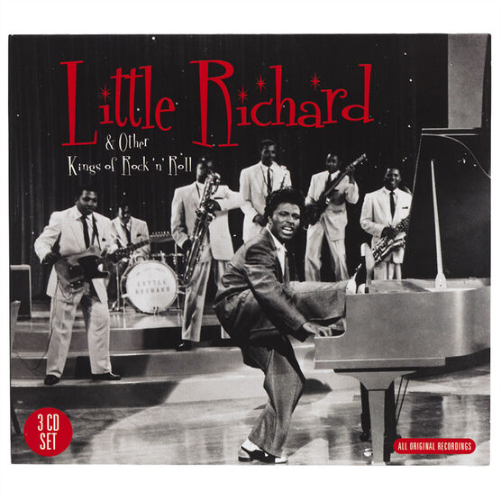 Little Richard - Little Richard and Other Kings of Rock 'n' Roll - 3 CD