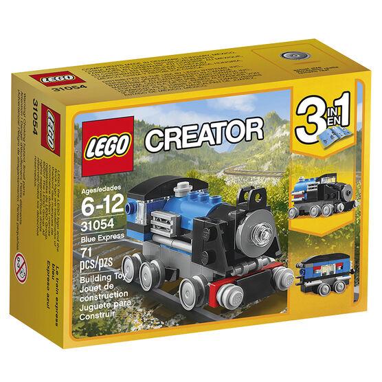 Lego Creator Blue Express - 31054
