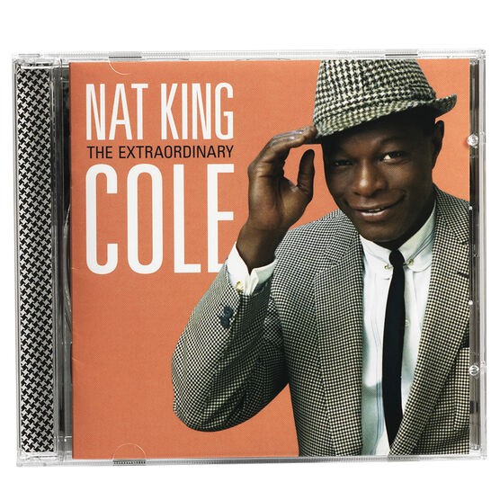 Nat King Cole - The Extraordinary - CD
