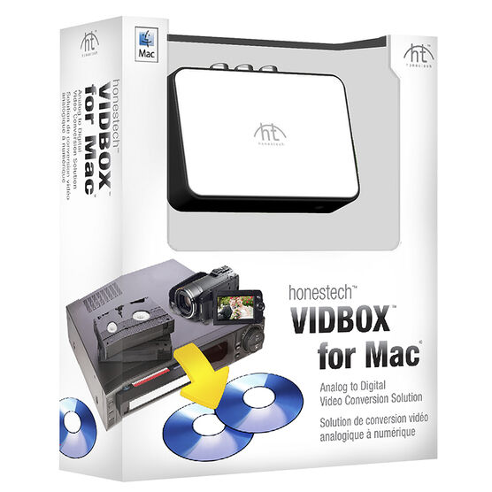 Honestech VIDBOX For Mac - 8114788