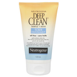 Neutrogena Deep Clean Gentle Scrub - 125ml
