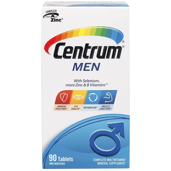 Centrum for Men - 90's